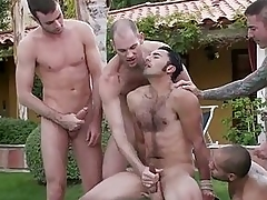 Good anticipating gay dude got molested and mistreated at the party