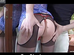 Fucks will not hear of go steady with in bikini panties