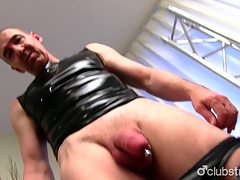 Mature Honest Pauper Marc Masturbating