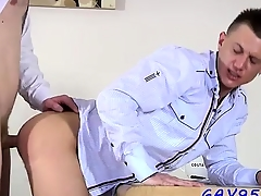 Stunning twinks Joshing is an expert at oral, but his pulv