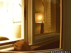 Austin Wilde gets cum unperceived sucking with the addition of rimming in hd