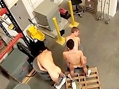 Get fucked at work Fastening 3