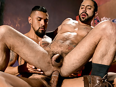 Boomer Banks & Nick Mouldy in Lower than beneath My Exterior - Attaching 1, Scene 04 - Coddled