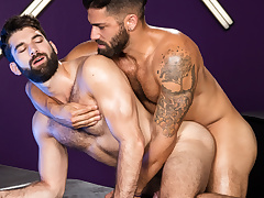 Adam Ramzi & Tegan Zayne in Erode All over Bust, Scene 01 - RagingStallion