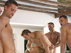 Angelo Marconi & Petter Be to blame for & Austin Wilde & Sebastian Gola & Pedro Andreas in Fervency Of The Moment, Chapter #06