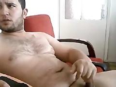 Masturbating Turkey-Turkish Burly Ege Jacks Big Curvy Horseshit