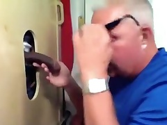 Gloryhole Fruitful Rod Busting His Fan